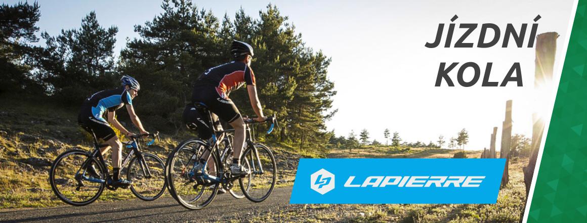 Horská a silniční kola Lapierre