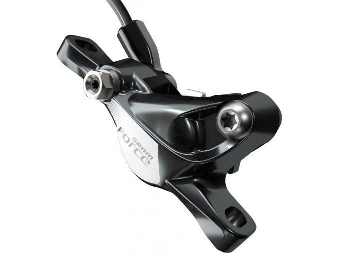 Řadící/hydraulická disková brzda SRAM Force22 Yaw, přední, přímá montáž
