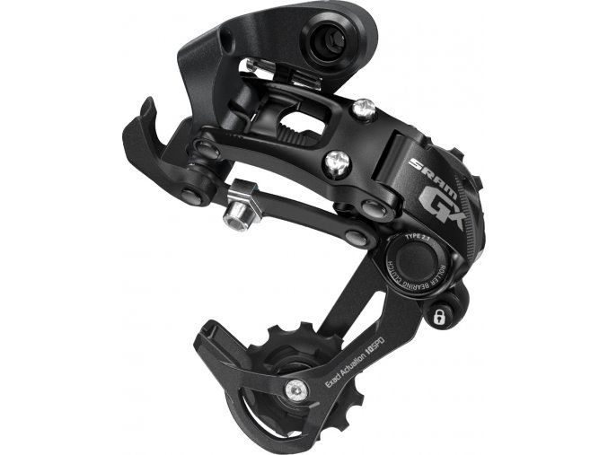 Přehazovačka SRAM GX Type 2.1 10ti rychlostní, dlouhé vodítko, Black