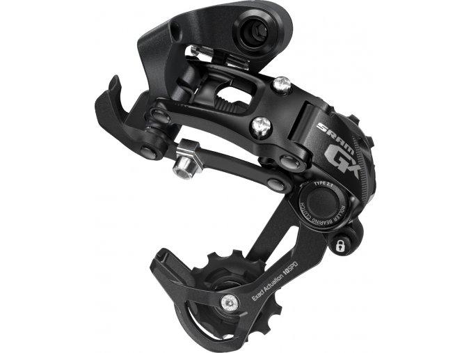 Přehazovačka SRAM GX Type 2.1 10ti rychlostní, krátké vodítko Black