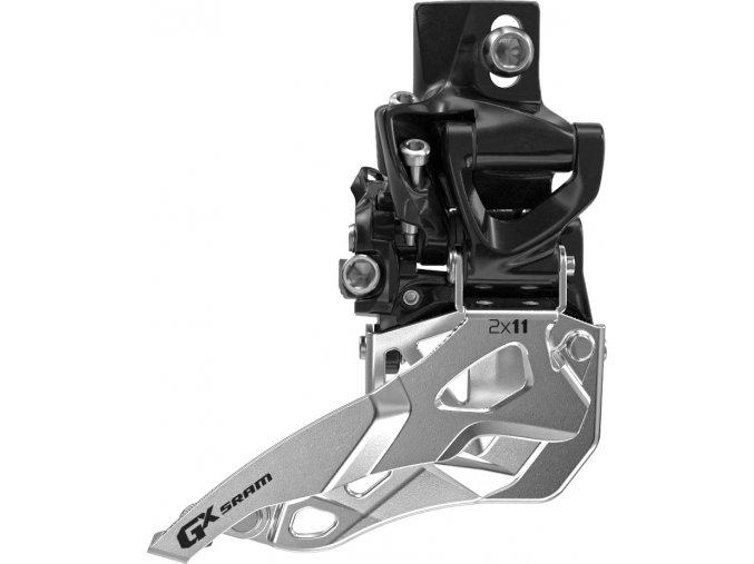 Přesmykač SRAM GX 2x11 horní přímá montáž , spodní tah