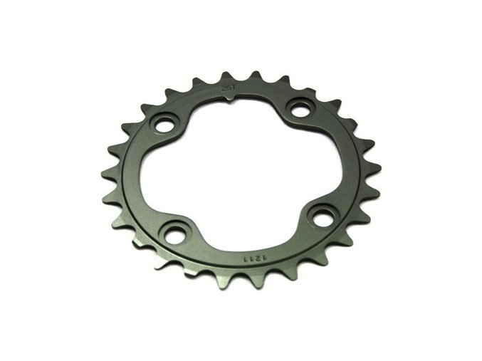 XX Chain Ring 26T S1 80 AL3 Tungsten Grey 10 speed