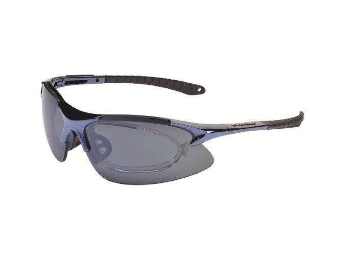 Cratoni AIRBLADE shiny black glossy (Varianta Uni)