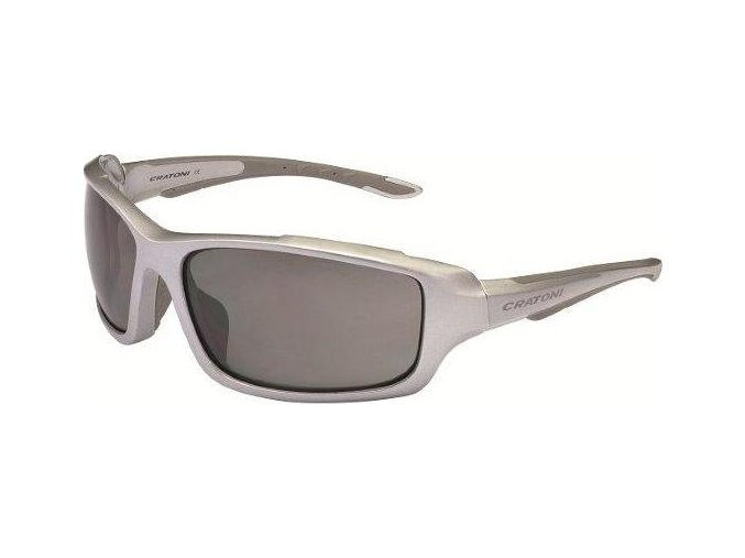 Cratoni PRIDE Silver shiny (Varianta Uni)
