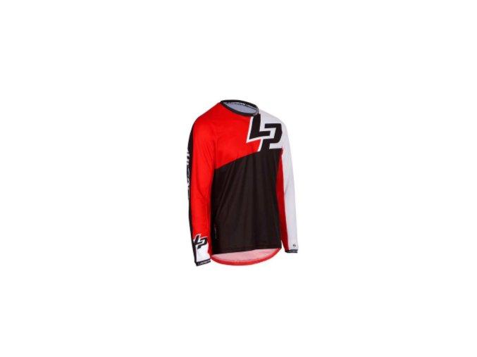 Lapierre Trail dres dlouhý red/white 2016 (velikost S)