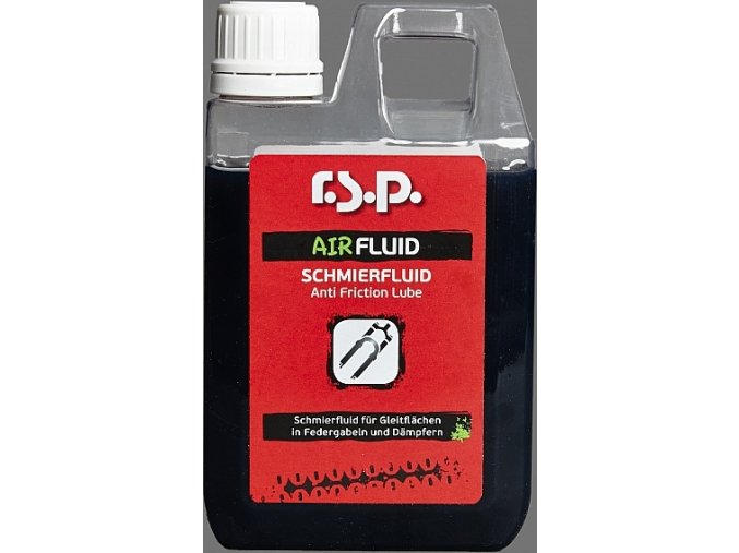 Mazivo RSP AIR FLUID 250ml (Varianta Air Fluid 250 ml)