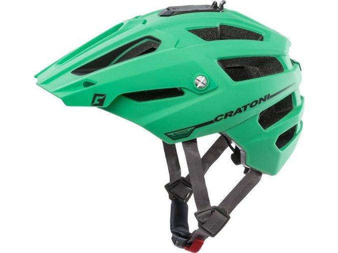 Cratoni AllTrack green-black rubber