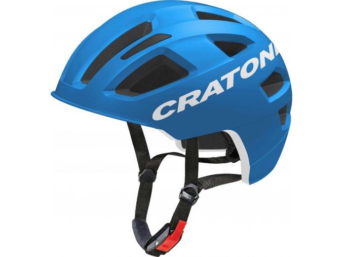 Cratoni C-Pure blue matt