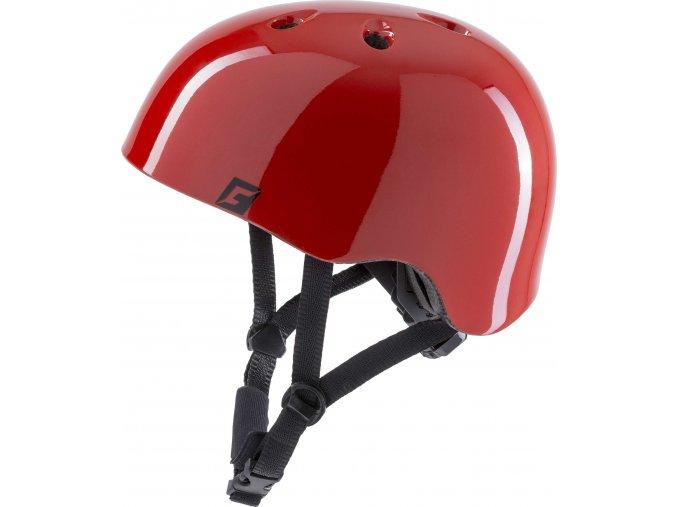 Cratoni C-Reel red glossy