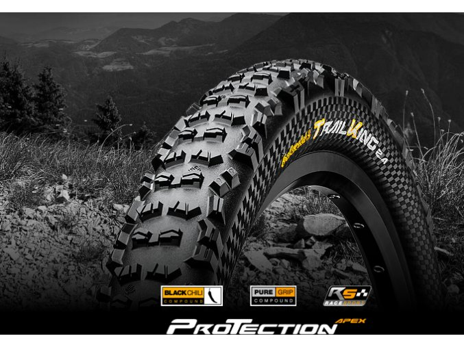 Continental Trail King 26 x 2.2 ProTection Apex