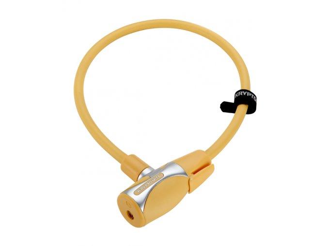 Kryptonite KryptoFlex 1265 Key Cable 5 barev