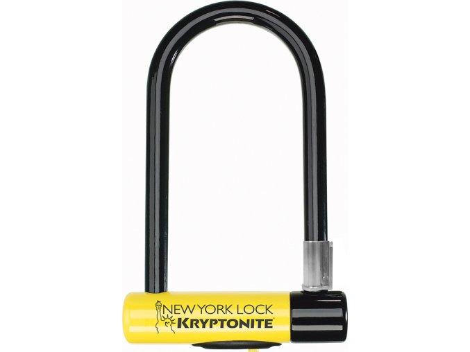 Kryptonite New York Standard w/ FlexFrame-U bracket