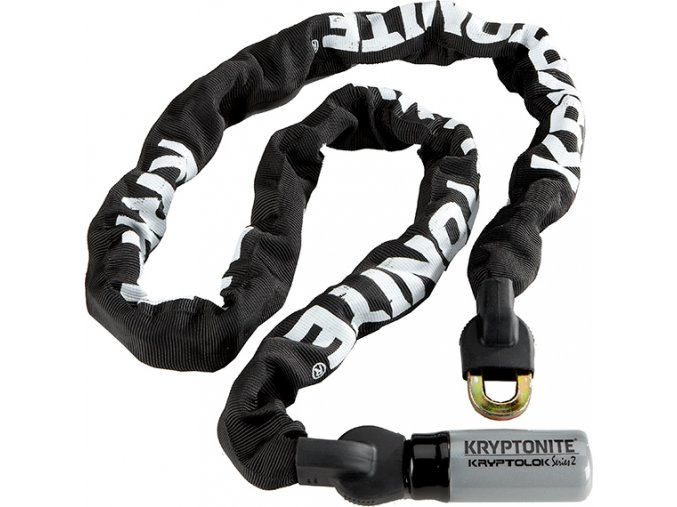 "Kryptonite Kryptolok 915 Integrated Chain - 5"" (9.5mm x 150cm)"