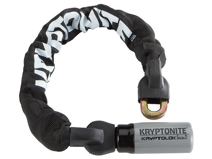 "Kryptonite Kryptolok 955 MINI Integrated Chain 21""   (9.5mm x 55cm)"