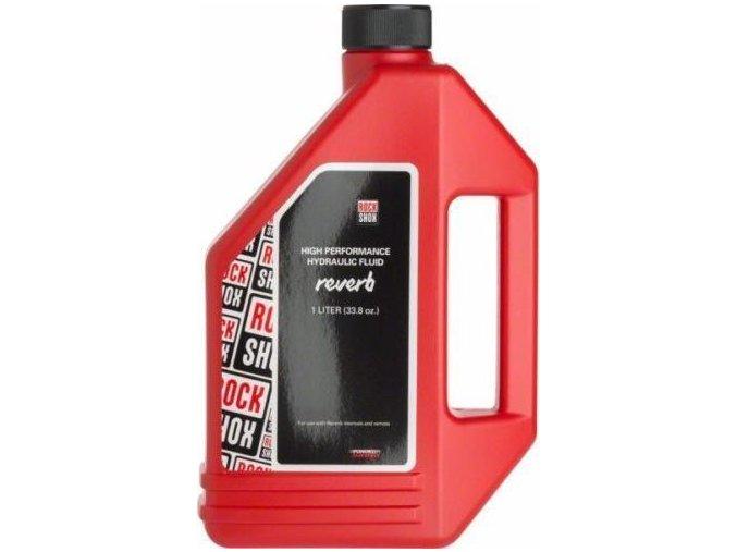 RockShox Reverb Hydraulic Fluid, olej 1 litr - do Reverbu a zavírací páčky