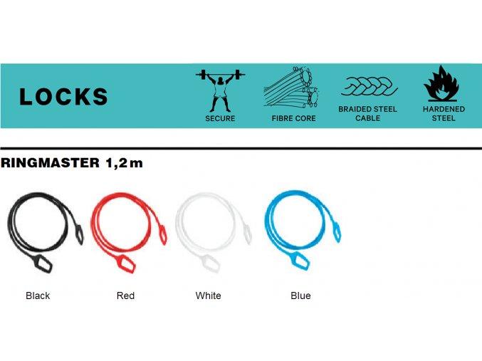 Zámek Ringmaster 1,2m