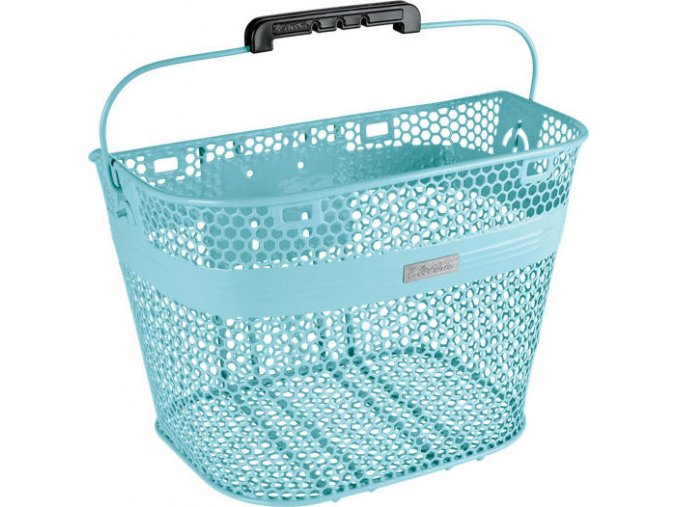 Košík bez rychloupínáku - modrý / Basket Linear for Quick Release (not included) Powder Blue