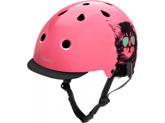 Přilba / Helmet Cool Cat
