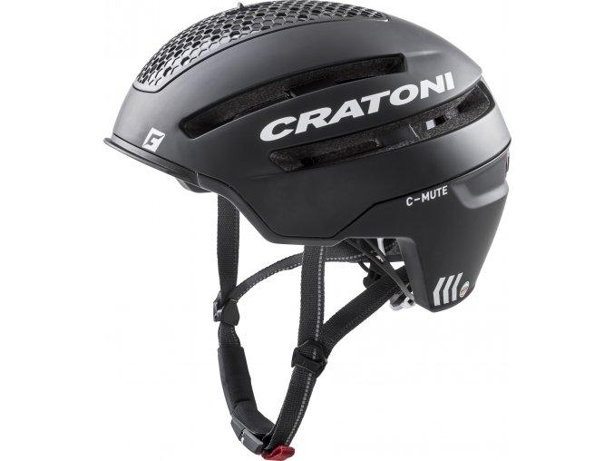 Cratoni C-MUTE | Black Matt