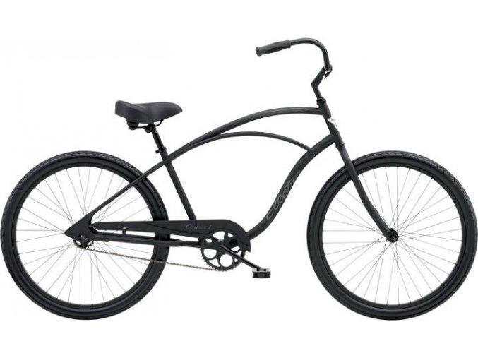 Electra Cruiser 1 Men's NON-US Matte Black