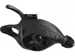Řadící páčka SRAM XX1 Eagle , 12ti rychlostní, zadní včetně objímky, Black