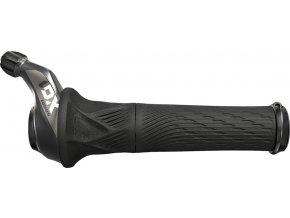 Otočné řazení SRAM X01 Eagle, 12rychl., zadní včetně locking gripu, černé