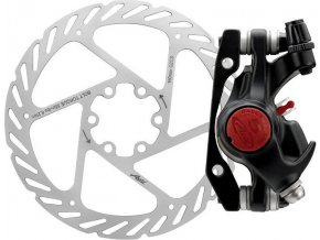 Disková brzda Avid BB5 MTB Black, CPS (v balení 160mm G2CS kotouč, šrouby kotouče, CPS šro