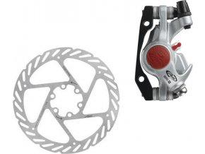 Disková brzda Avid BB5 Road Platinum, CPS (v balení 160mm G2CS kotouč, šrouby kotouče, CPS