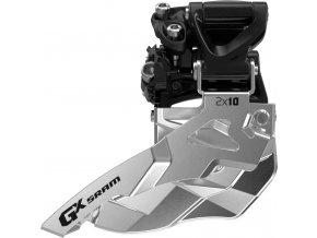 Přesmykač SRAM GX 2x10 horní objímka 34z , horní tah