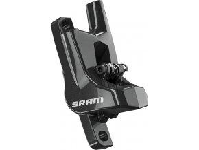 Disková brzda SRAM Level T Gloss Black, zadní