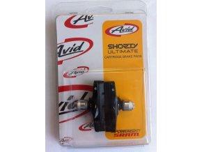 Shorty Ultimate (Road) Cross Brake Pad & Cartridge Holder (1set)