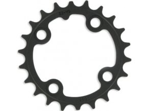 Chainring MTB 22T S1 64 AL3 Blast Black 10 Speed