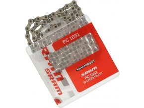 Řetěz SRAM PC 1031 114 článků, se spojkou Powerlock, 10-rychlostní
