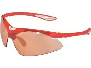 Cratoni HIGH FLY Red matt (Varianta Uni)