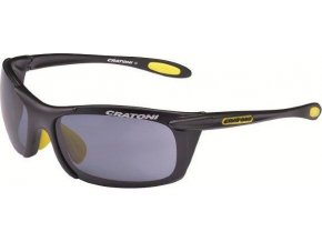 Cratoni AIR BLAST Black matt (Varianta Uni)