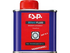 Brzdová kapalina RSP BRAKE FLUID DOT 5.1 250ml (Varianta Brake Fluid DOT 5.1 250 ml)