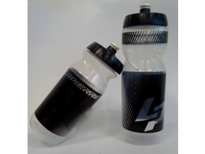 Láhev Lappiere 650 ml transparent/black (Varianta 650 ml)