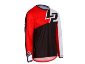 Lapierre Trail dres dlouhý red/white 2016 (velikost S)