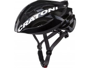 Cratoni C-Bolt black-white glossy