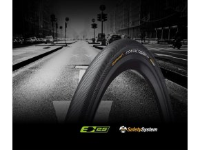 "Continental CONTACT Speed 28"" kevlar"