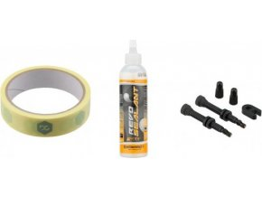 Tubeless Set /25mm ""