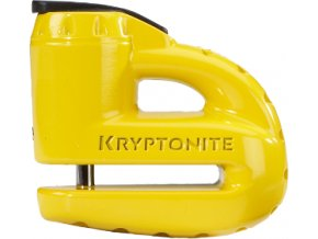 Kryptonite Keeper  5-S2 Disc lock - Matte Yellow
