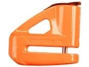 Kryptonite Keeper  5-S2 Disc lock - Matte Orange