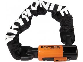 "Kryptonite Evolution 1055 MINI Integrated Chain 21""    (10mm x 55cm)"