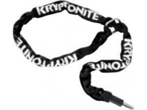 Kryptonite 9mm řetěz - 120 cm délka - plug in