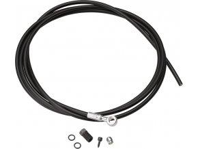 Hydraulická hadice pro brzdy XX, Juicy Ultimate, Juicy 7, Juicy 5, 2000mm, Aluminum Banjo,
