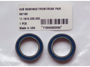 Hub Bearings Front or Rear Zipp 88/188 Pair