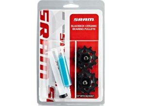 MTB kladky SRAM BlackBox s keramickými ložisky pro XX1 X-Sync, 11ti rychlostní