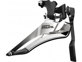 Přesmykač SRAM Rival22 Yaw navářka s Chain Spotterem