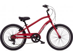 ELECTRA Townie 7D Boys' 20IN Electric Red